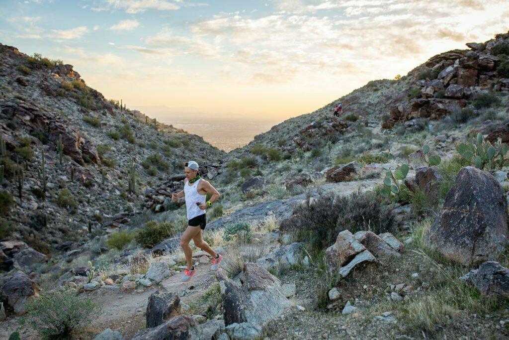 mesquite canyon 50k race report