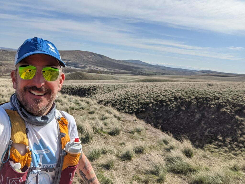 badger mountain 100 mile race report