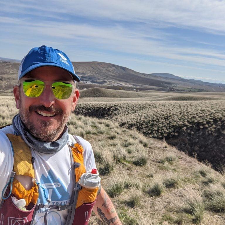 badger mountain 100 race report