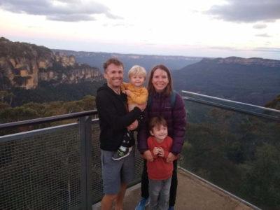 ultra trail australia race report